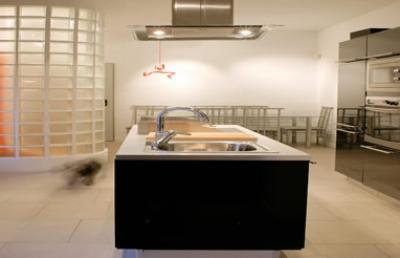 Espaciosa cocina